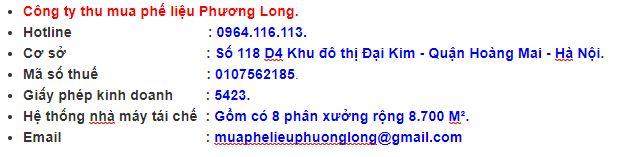 dia-chi-phe-lieu-phuong-long