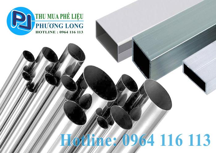 Thu mua phế liệu Inox 201