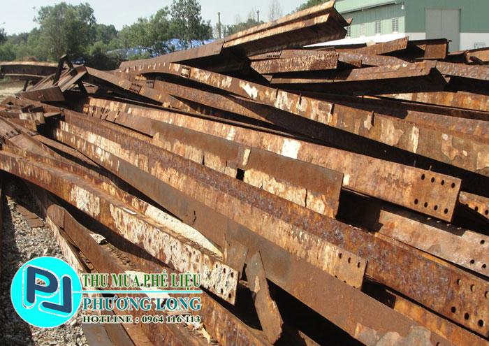 Công ty thu mua phế liệu sắt