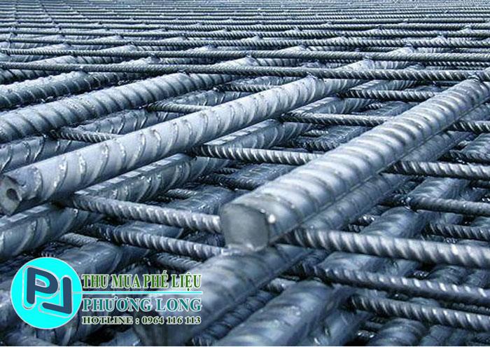 Công ty thu mua phế liệu sắt thép