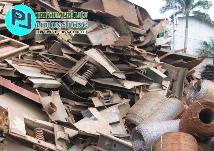 Thu mua phế liệu tại Bắc Ninh uy tín