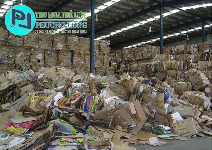 Thu mua phế liệu tại Vĩnh Phúc giá cao